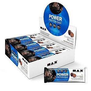 POWER PROTEIN BAR CX COM 8 UNID