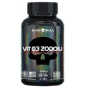 VIT D3 2000UI 100CAPS