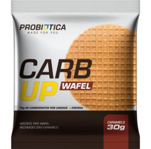 WAFEL CARB UP 30G