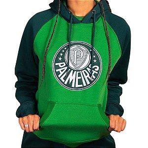 Moletom Palmeiras SPR Verde - Feminina