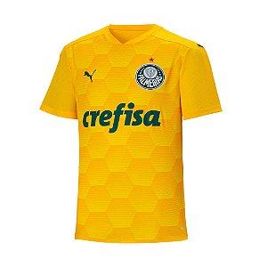 Camisa Goleiro Palmeiras I Kids