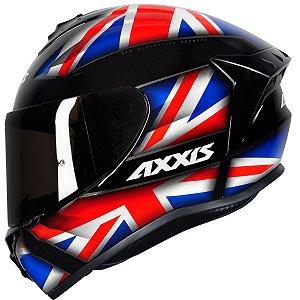 Capacete Axxis MT Draken UK Gloss Inglaterra