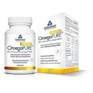 OMEGAPURE® DHA 900 - 60 CÁPSULAS