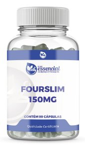 FOURSLIM 150MG - 99 CÁPSULAS