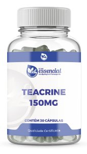 TEACRINE 150MG - 30 CÁPSULAS