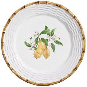 Prato raso tropical Fruits Limão Siciliano