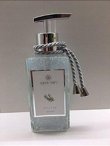 Sabonete Liquido Alecrim Prata