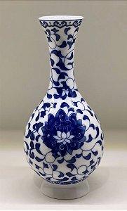 Vasinho floral azul