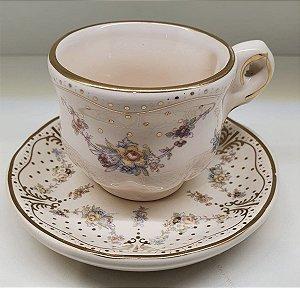 Xícara cafezinho Linha Antonieta conjunto c/6un