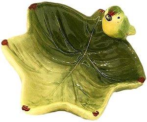 Folhinha verde bowl c/ passarinho
