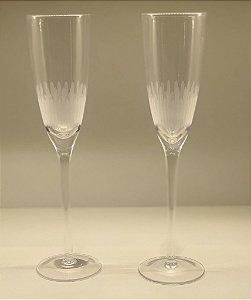 Taças champanhe ballet - conjunto c/ 6un