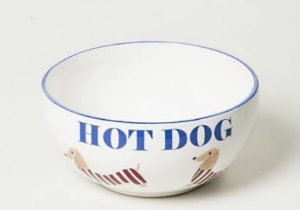 Bowl Hot Dog