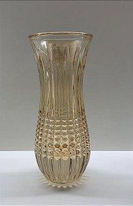 Vasinho vidro Âmbar