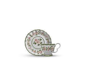 Conjunto Xícaras de Chá Rosier com 6unidades