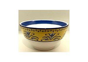 Bowl em Cerâmica com Estampa Fiore set. c/ 6un.