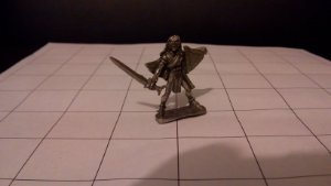 Elfo Guerreiro #3