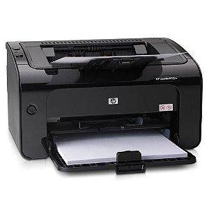 Impressora HP Laserjet Pro P1102W