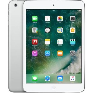 "iPad Mini 2 32GB Wi-Fi 7.9"" Prata - Apple"