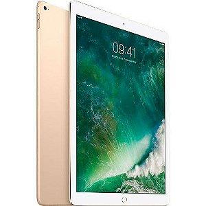"""iPad Pro 128GB Wi-Fi 12.9"""" Dourado - Apple"""