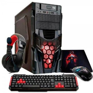 Pc G-fire Amd A4 7300 8gb 1tb Radeon Hd8470d 2gb Integrada Computador Gamer Hermes V Gkh Htg-96