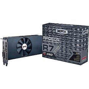 Placa de Vídeo R7 370 2GB DDR5 256B 995MHZ XFX R7-370P-2SF5