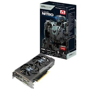 Placa de Vídeo R7 370 4GB NITRO DUAL-X OC DDR5 256B PCI-E 11240-04-20G - Sapphire
