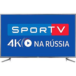 "Smart TV LED 49"" Samsung 49MU6120 Ultra HD 4k com Conversor Digital 3 HDMI 2 USB Wi-Fi HDR Premium Smart Tizen (Cód.133122706) (69)"