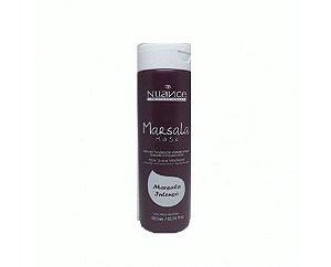 Nuance Professional - Máscara Matizadora Marsala (300ml)