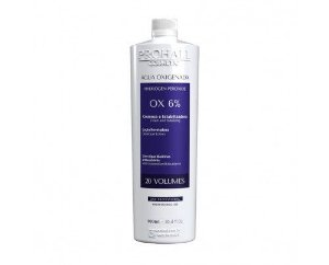 Prohall - Água oxigenada OX 20 vol. cream (900ml )