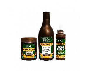 ILike Professional - Kit Biotonico Capilar (3 itens)