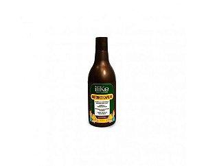 iLike - Biotonico Capilar  Shampoo Acelerador de Crescimento professional  (500ml)