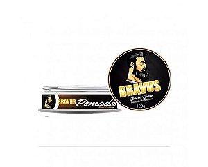 Bravus - Pomada modeladora  Barber Shop Caramelo (120g)