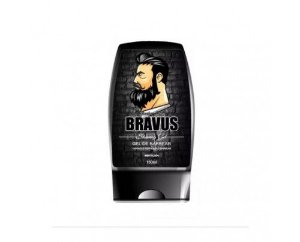 Bravus -  Shaving Gel De Barbear Super Mentolado (150ml)