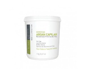 For Beauty - Btx Capilar Max Illumination Argan (1000g)