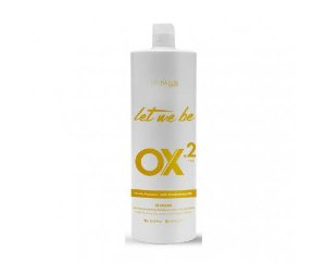 Let Me Be - Água Oxigenada Ox 20 Volumes Emulsão Reveladora (900ml)