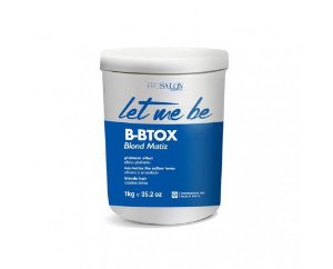 Let Me Be - Btox Blond Matiz (1000g)