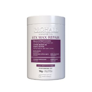 Prohall - Btx Capilar Revitalizador Max Repair (1000g)