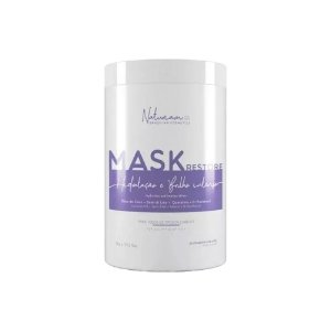 Naturiam - Mask Biorestore Hidratação e Brilho Intenso (1000g)