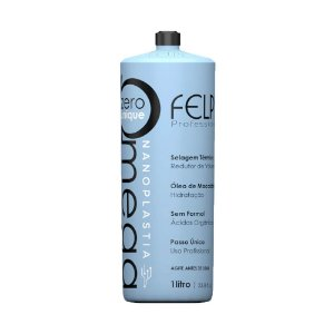 Felps Professional - Escova Progressiva Ômega Zero Unique Nanoplastia (1000ml)