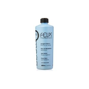 Felps Professional - Escova Progressiva Ômega Zero Unique Nanoplastia (500ml)