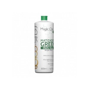 Felps Professional - Matizador Green Efeito Bege (500ml)