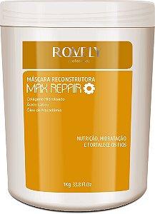 Rovely - Máscara Reconstrutora Max Repair (1000g)