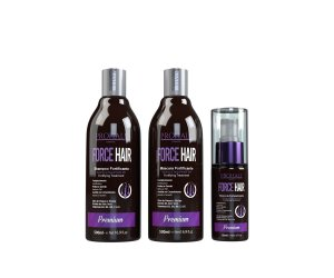 Prohall - Kit Fortificante Crescimento Acelerado Force Hair