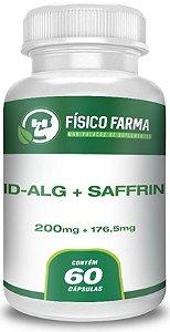 ID-aLG 200mg + SAFFRIN 176,5mg 60 Cápsulas