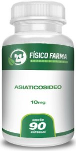 Asiaticosideo 10 mg - 90 cápsulas