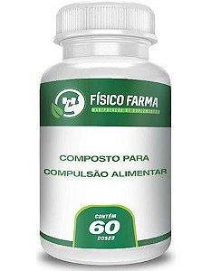 COMPOSTO PARA COMPULSÃO ALIMENTAR 60 DOSES