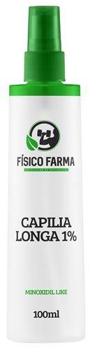 Capilia Longa 1% 100mL Spray