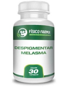 COMPOSTO PARA DESPIGMENTAR MELASMA 30 DOSES