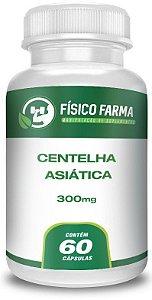 Centella Asiática 300mg - 60 Cápsulas