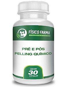 COMPOSTO PRÉ E PÓS PELLING QUÍMICO 30 DOSES